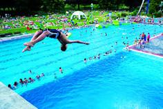 Freizeitbad Schenkensee - Freibad